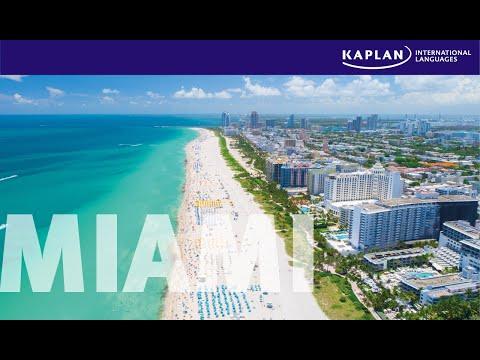 Study English In Miami   Kaplan International Languages