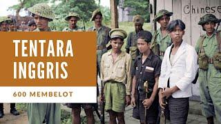 600 Tentara Inggris Divisi India Membelot Membela Republik Indonesia Menghadapi