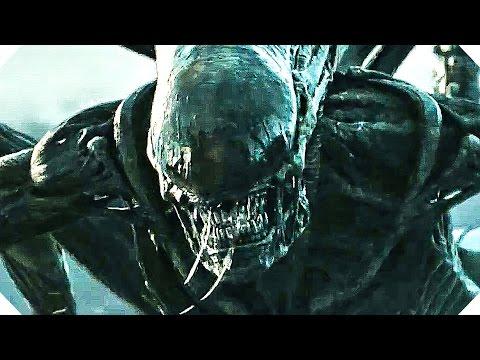 ALIEN COVENANT (Prometheus 2, 2017) - NEW TRAILER