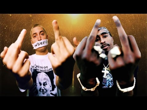 2Pac feat. Eminem - Mask Off (Remix)