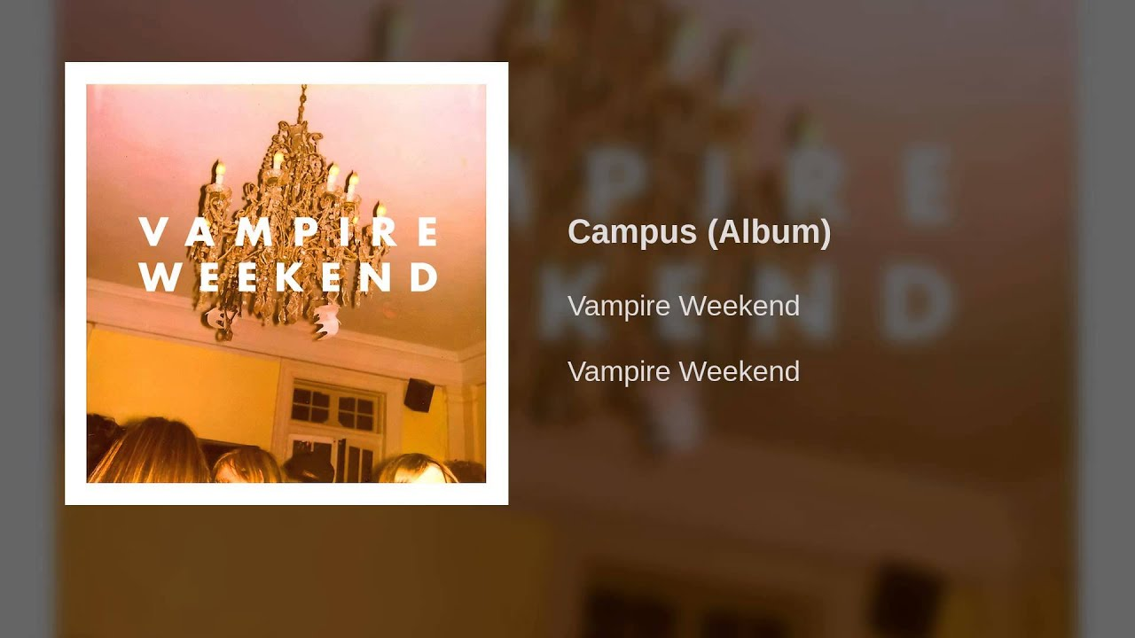Vampire Weekend Campus Al