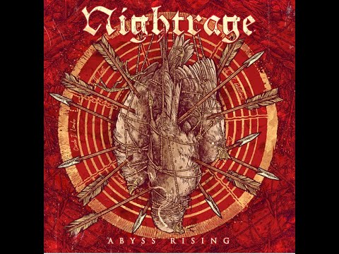 """Nightrage debut new song """"Abyss Rising"""" off new album  Abyss Rising"""