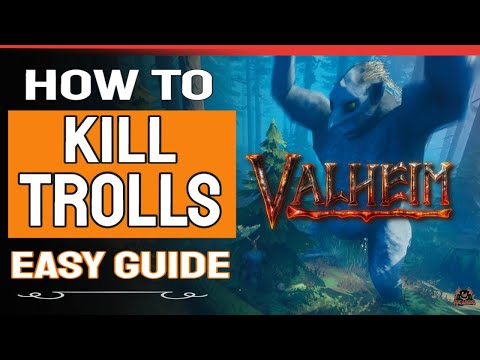 Valheim | How to defeat Trolls Easy Guide