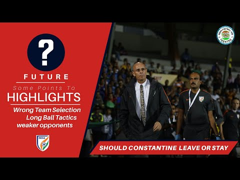 Indian football fans want Stephen Constantine out
