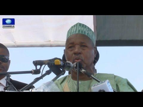 News Across Nigeria: Katsina Govt To Create More Empowerment 021115 Pt 3