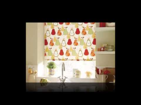 Kitchen Roller Blinds Ideas YouTube