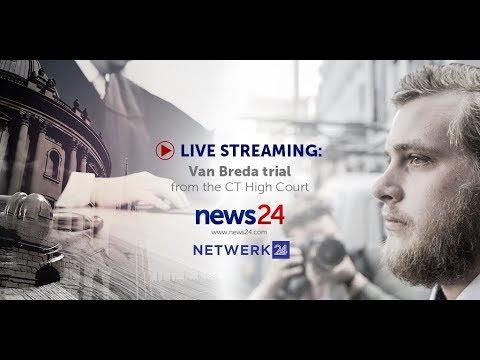 WATCH LIVE   Van Breda trial - Day 30
