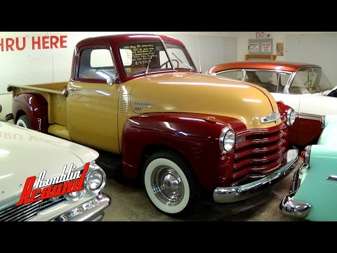 1949 Chevrolet 3600 Hot Rod Pickup 350 V8