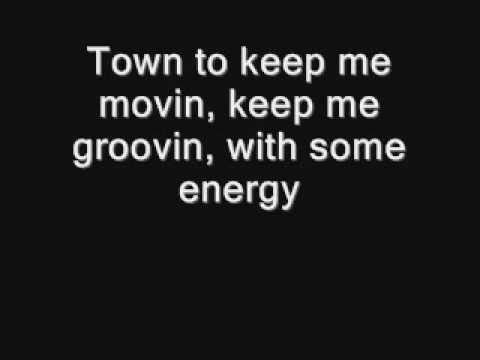 Alvin and the chipmunks-funky town (lyrics)