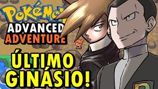 Pokemon Advanced Adventure (Detonado - Parte 13) - Último Ginásio e Estrada da Fortuna
