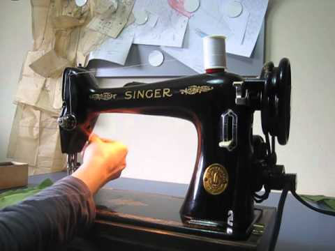 Singer 4040 Sewing Machine YouTube Awesome Singer Electric Sewing Machine 66 18 Value