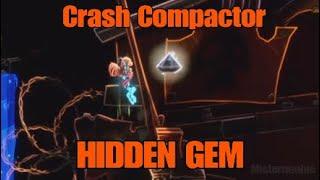 Crash Bandicoot 4 - Crash Compactor inverted Hidden Gem location walkthrough