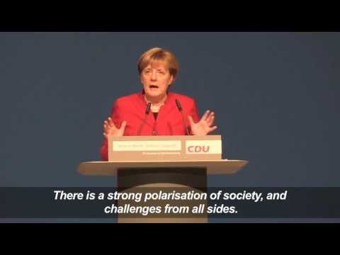 2017 Germany election 'hardest since reunification' – Merkel