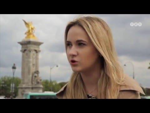 Любовь онлайн. Выпуск 13: Париж-Киев. Лера и Артем