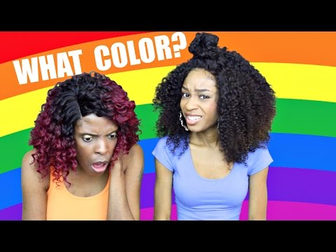 BuzzFeed Knows What Color i Should Dye my Hair? ►Buzzfeed Quiz