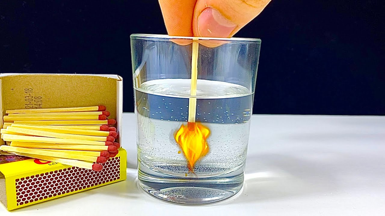 5 Easy Science Experiments To Do At Home