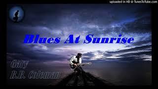 Gary B.B. Coleman - Blues At Sunrise (Kostas A~171)