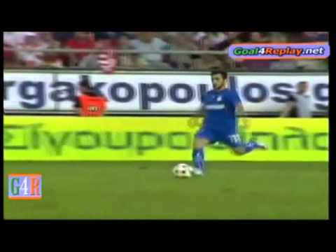 Kevin Mirallas best goals  Olympiakos