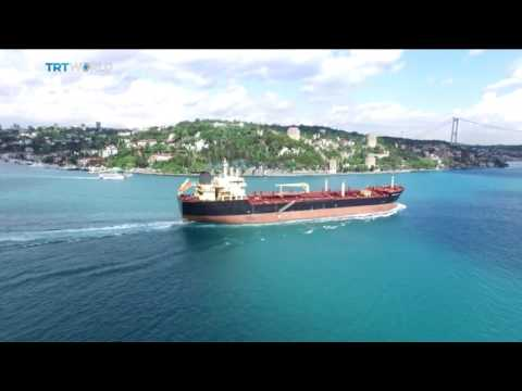 Money Talks: Ship traffic on the Bosphorus, Iolo ap Dafydd reports