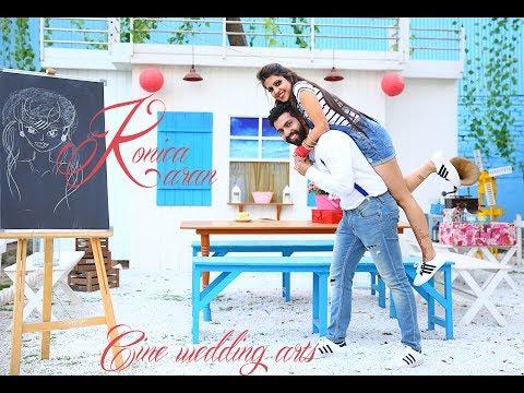 Best Punjabi Pre Wedding(post)|Karan|Konica|Zindagi|Akhil|Latest Punjabi Song|