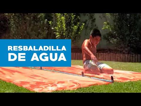 Como Hacer Un Juego De Agua Youtube