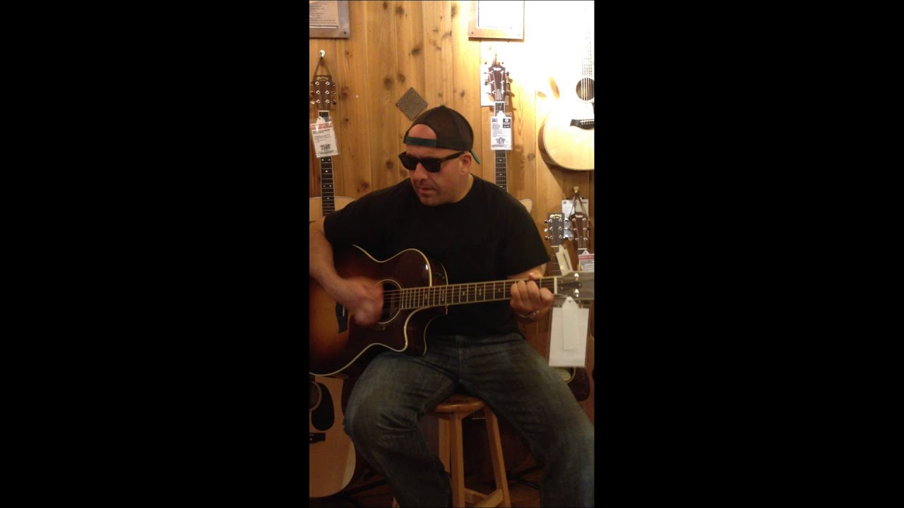 light in the dark performed at guitar center in cherry hill nj youtube. Black Bedroom Furniture Sets. Home Design Ideas
