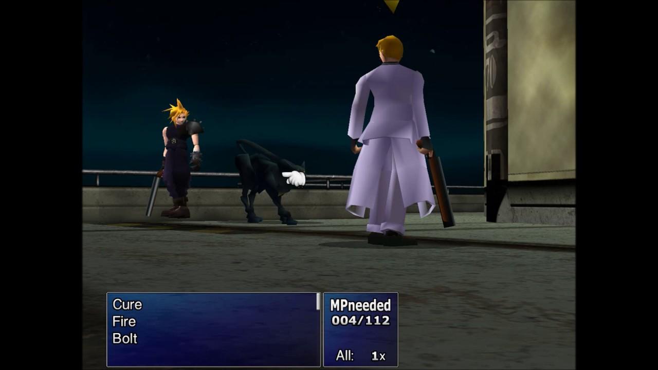 Final Fantasy VII: Scarlet overhaul MOD V 3 3 news - Mod DB