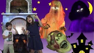 海外 Halloween ショップ お買い物 お出かけ こうくんねみちゃん thumbnail