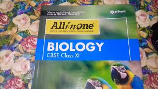 Class 11 biology all in one book reviews
