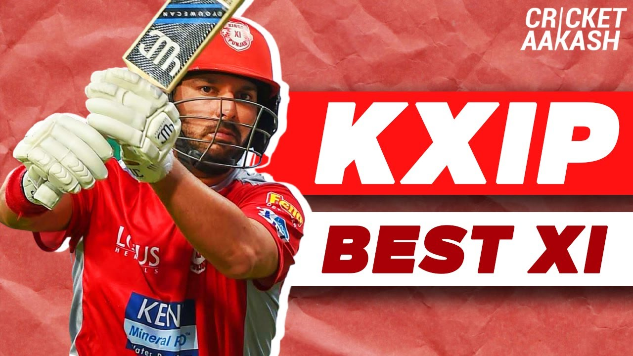 YUVRAJ in my KXIP all-time XI? | Cricket Aakash | KXIP Best Team