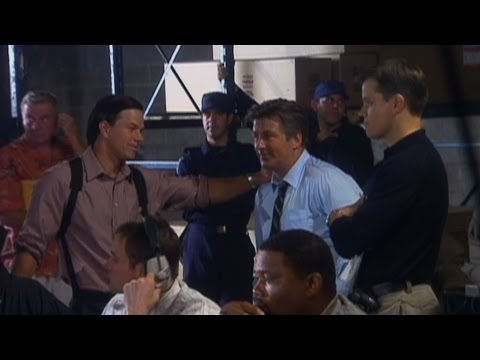 MAKING OF - The Departed