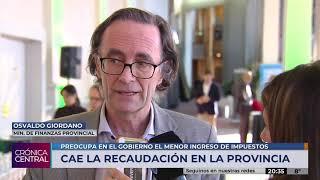 Cayó la recaudación en Córdoba