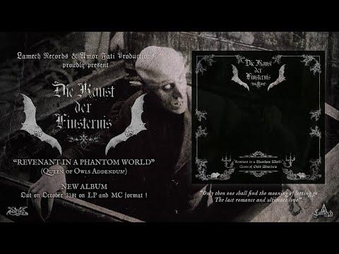 DIE KUNST DER FINSTERNIS - Madame Tuberculosis (Song Premiere!)