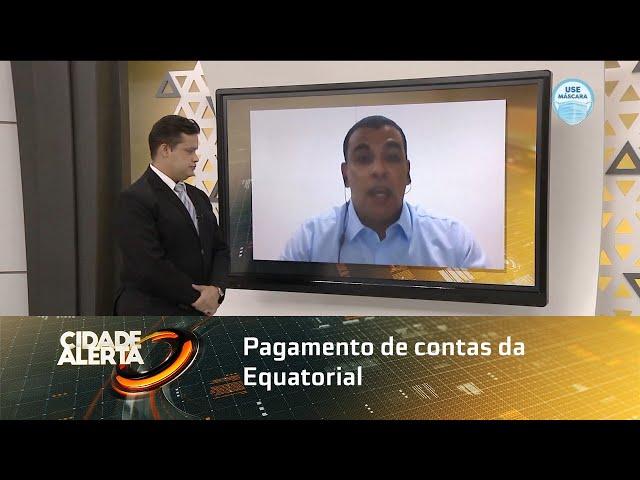 Pagamento de contas da Equatorial por delivery está disponível em 2 bairros de Maceió