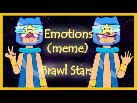 Emotion (meme). Sandy. Brawl Stars.