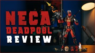 NECA Ultimate Deadpool Review