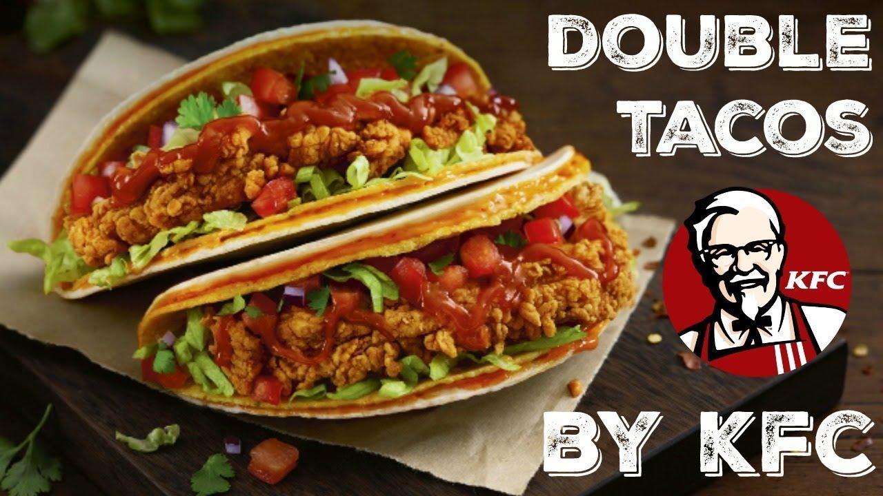 Double tacos by kfc youtube double tacos by kfc stopboris Choice Image