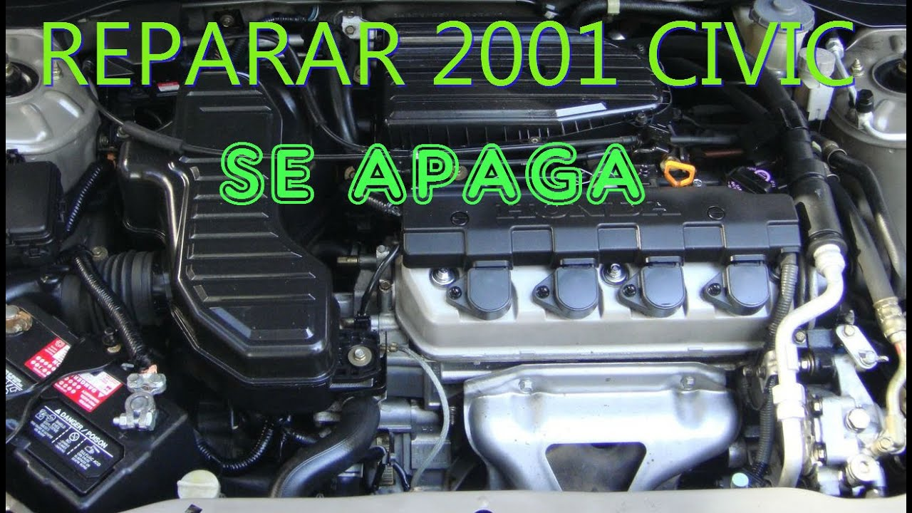 Como Reparar Un 2001 Honda Civic Se Apaga O Se Calienta