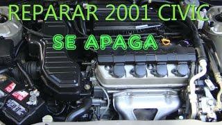 COMO REPARAR UN 2001 HONDA CIVIC, SE APAGA. O SE CALIENTA EL CALITIZADOR 2019