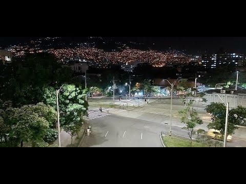 Commandos set-up at the Venezuelan Border