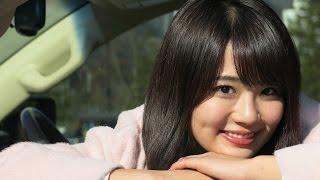 平嶋夏海とランドクルーザープラドで行く鬼怒川ドライブデート#2