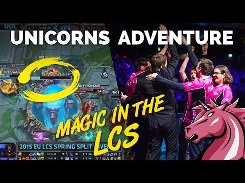 UOL Adventure - Magic in the LCS
