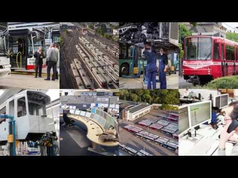 Einblicke 2015 - Werkstattführung Stadtbahn im Betriebshof Dransdorf