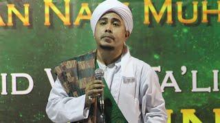 Hakikat Kenikmatan Adalah Memandang Wajah Rasulullah SAW | Al-Habib Reza Al Hamid (24-12-2014)