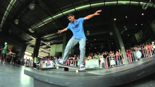 Manual skate competition in Mexico - Red Bull Manny Mania 2012
