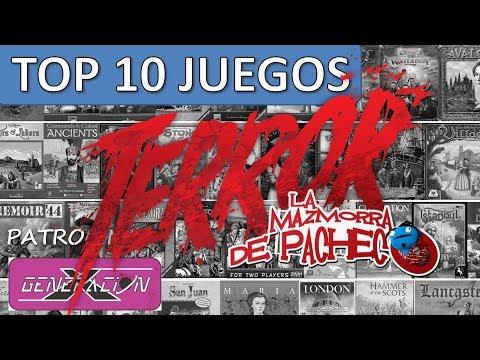Especial Halloween: Top 10 juegos de terror