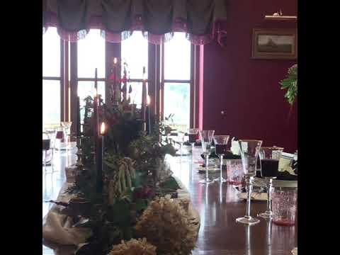 WOODBANK DINING ROOM BAROQUE