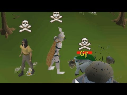 Easiest 3rd Age ever pked
