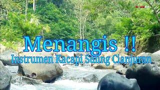 Menangis! Instrumen Kacapi Suling Cianjuran