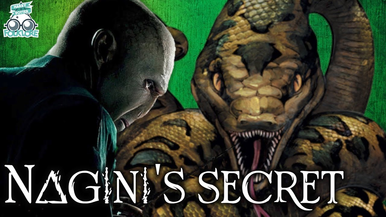 Why Voldemort Turned Nagini Into A Horcrux